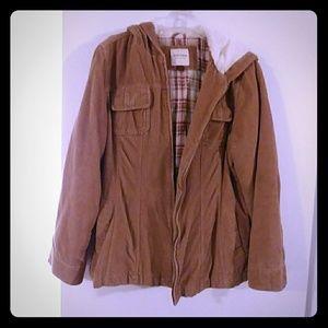 Sonoma Life + Style Corduroy Jacket